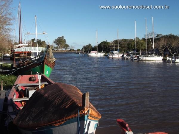 Marina de São Lourenço do Sul