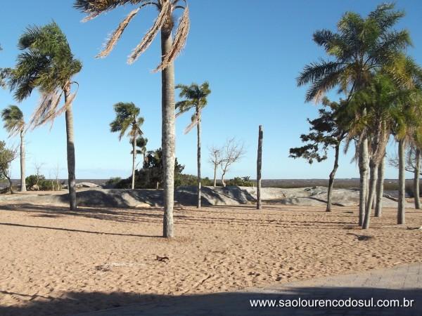 Praia de São Lourenço do Sul
